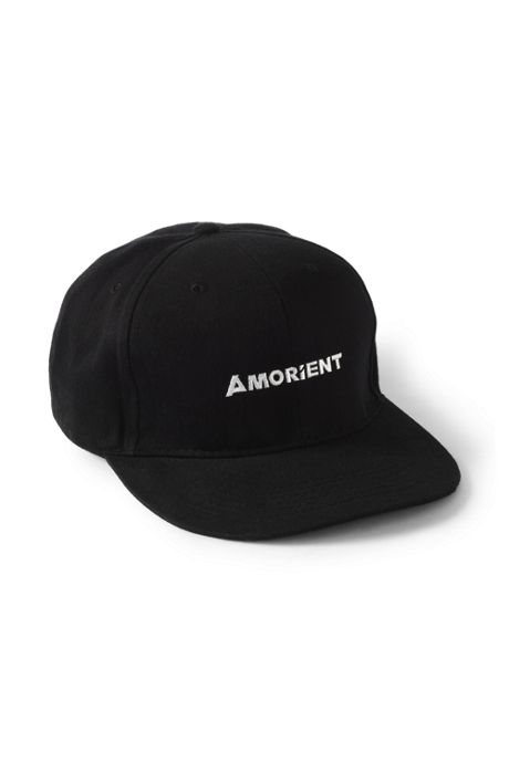 Brushed Cotton Flat Bill Custom Embroidered Snapback Hat