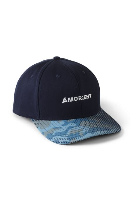 Comfort Camo Fatigue Twill Custom Embroidered Baseball Cap