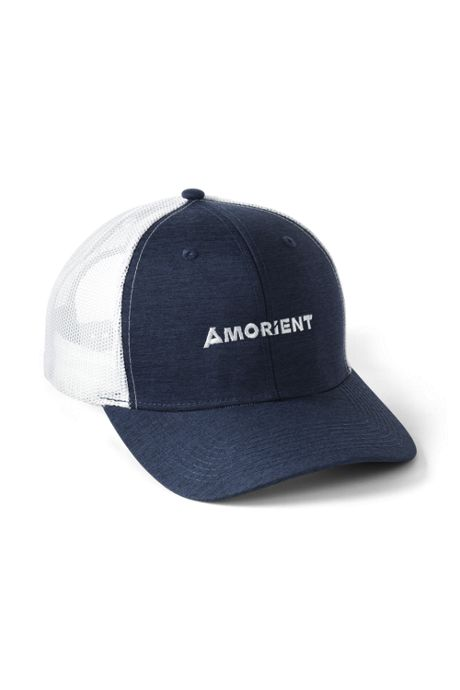 Comfort Linen Custom Embroidered Trucker Hat