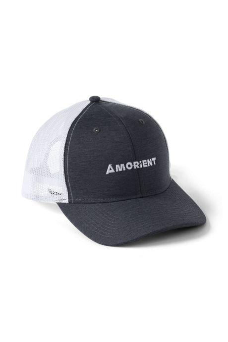 Comfort Linen Custom Embroidered Trucker Hat