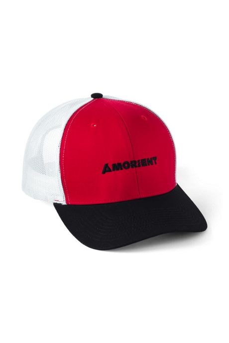 Comfort Tri-Color Chino Twill Custom Logo Trucker Hat