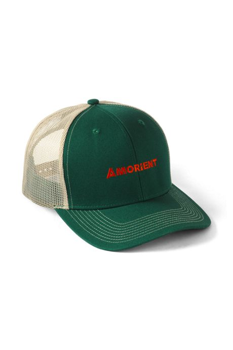 Comfort Chino Twill Custom Embroidered Trucker Hat