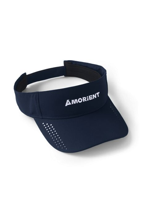 Moisture Wicking Custom Logo Visor Hat
