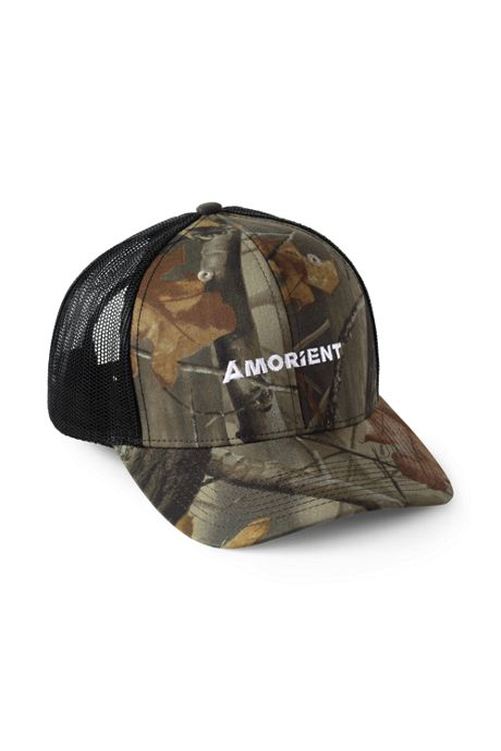 Realtree Hardwood Comfort Custom Embroidered Trucker Hat