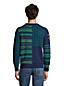 メンズ・ライトハウス・パッチワーク・セーター