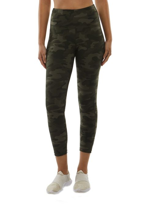 Danskin Women's Camo Print 7/8 Leggings