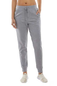 Danskin Women's Ribbed Jogger Pants
