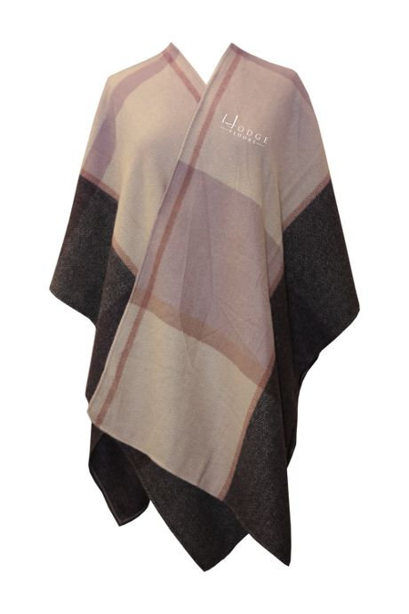 Women's Custom Embroidered Shawl Wrap Scarf