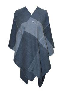Women's Custom Embroidered Shawl Wrap Scarf