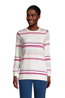 Sweatshirt mit Plüschfutter SERIOUS SWEATS für Damen