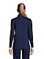 Pullover SPORT KNIT mit Druckknopf-Kragen Indigo