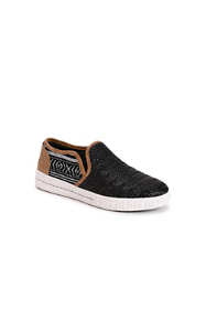 Muk Luks Women's Street Smart Slip On Sneakers