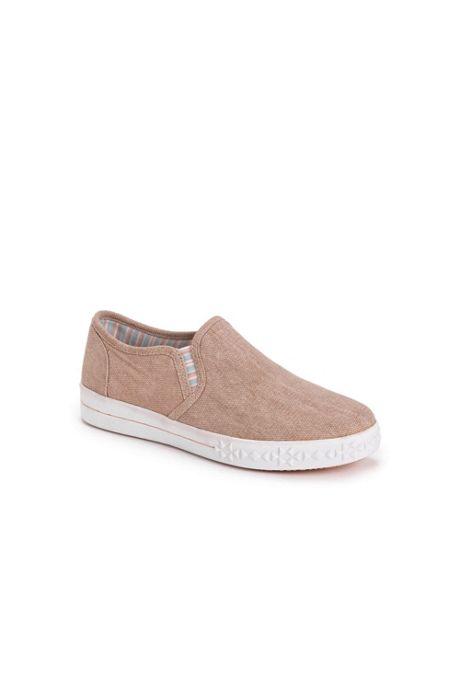 Muk Luks Women's Street Savy Slip On Sneakers