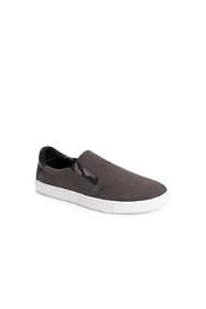 Muk Luks Men's Cruise Tour Canvas Slip On Sneakers