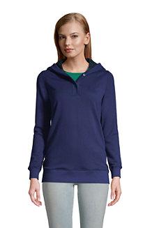 Women's Serious Sweats Flannel Lined Hoodie