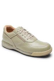 Rockport Men's Narrow Width M7100 Mile Prowalker Leather Shoes