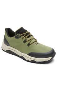 Rockport Men's Wide Width XCS Pathway Waterproof Sport Oxford Sneakers
