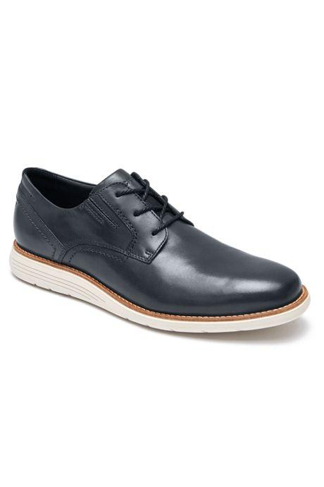 Rockport Men's Total Motion Sport Dress Plain Toe Leather Shoes
