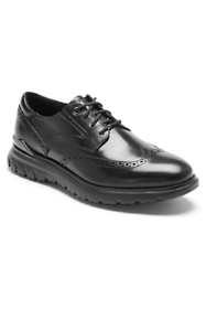 Rockport Men's Total Motion Sport Wingtip Leather Shoes