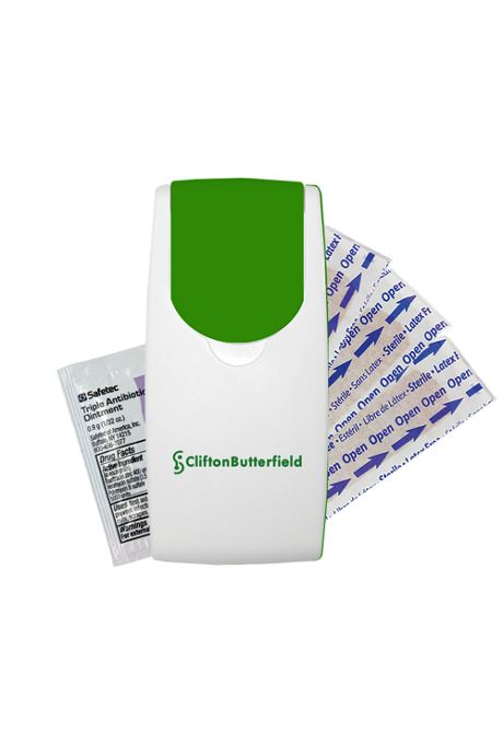 Grab N Go Custom Logo First Aid Kit
