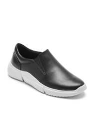 Rockport Women's R-Evolution Washable Slip On Sneakers