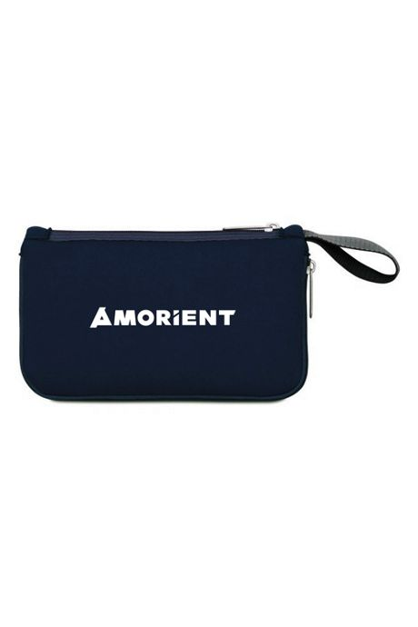 Zuma Custom Logo Expandable Zippered Pouch