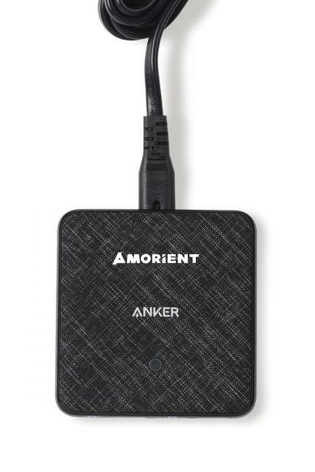 Anker Powerport Atom III 4 Port Desktop Device Charger