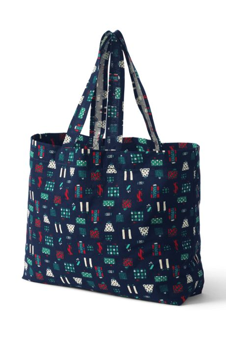 Holiday Reusable Tote