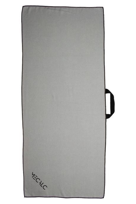 Custom Logo Waffle Knit Caddy Golf Towel with Loop