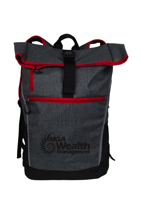 Custom Logo Urban Laptop Backpack