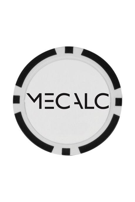 Custom Poker Chip Golf Ball Marker