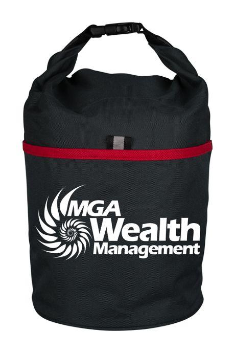 Custom Logo Adventure Insulated Lunch Bag