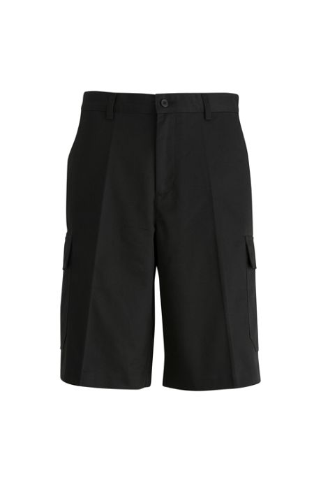 Edwards Garment Men's Extra Big Uniform Utility Chino Cargo Shorts
