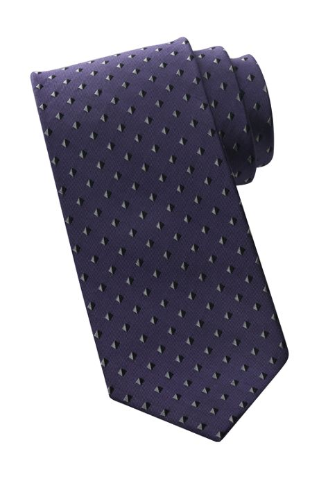 Edwards Garment Uniform Pyramid Silk Tie