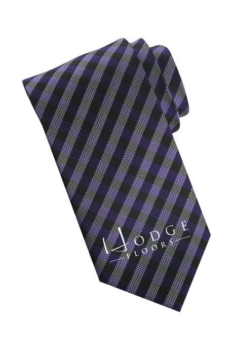 Edwards Garment Uniform Collegiate Plaid Tie