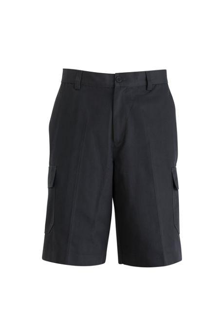 Edwards Garment Men's Regular Uniform Utility Chino Cargo Shorts