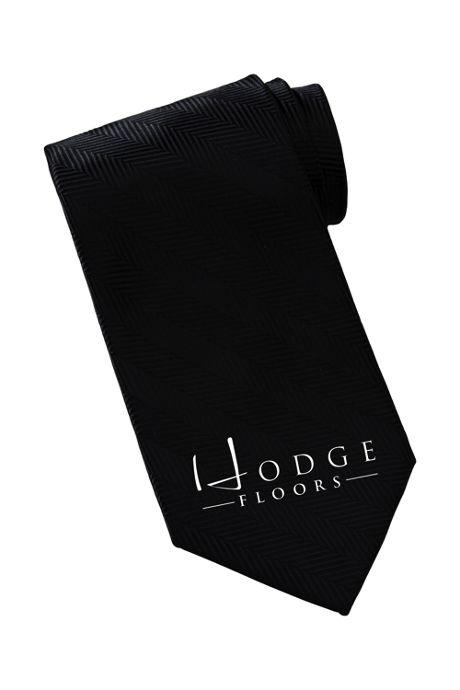Edwards Garment Uniform Herringbone Tie