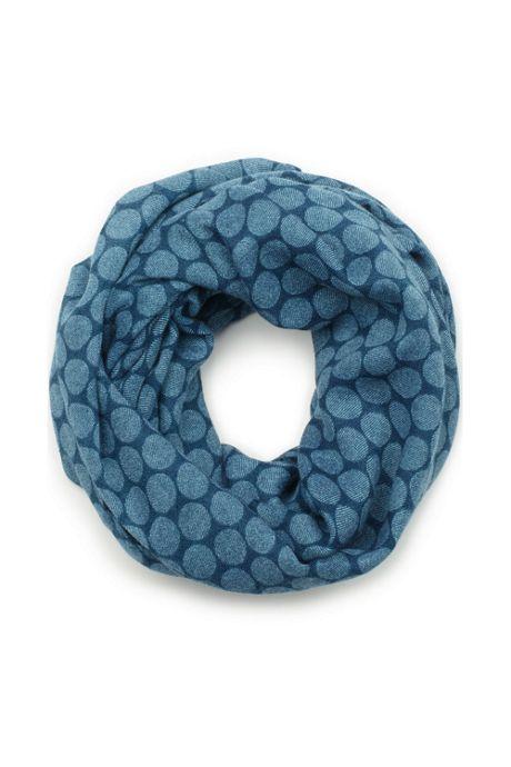 Edwards Garment Uniform Tonal Circle Infinity Scarf