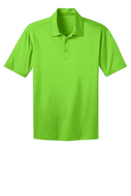 Port Authority Men's Regular Silk Touch Performance Polo Shirt