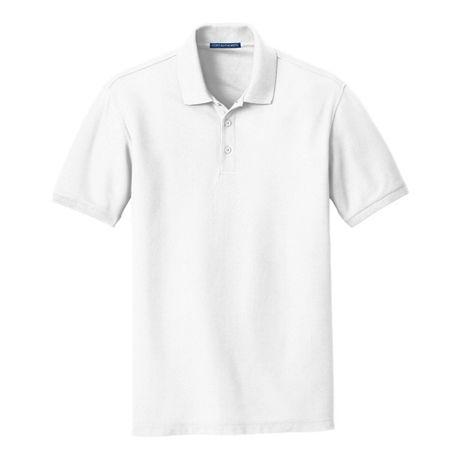 Port Authority Men's Extra Big Classic Custom Logo Pique Polo Shirt