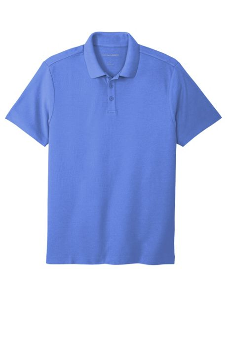 Port Authority Men's Regular Custom Logo SuperPro React Polo Shirt
