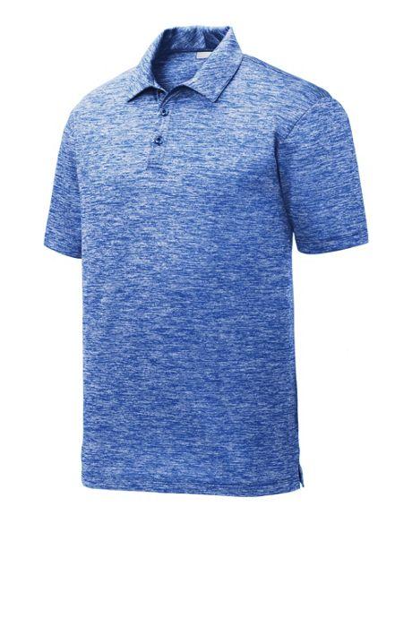 Sport-Tek Men's Regular Custom Embroidered PosiCharge Polo Shirt