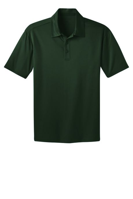 Port Authority Men's Big Silk Touch Performance Polo Shirt