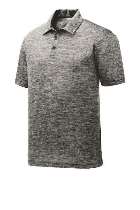 Sport-Tek Men's Big Custom Embroidered PosiCharge Polo Shirt