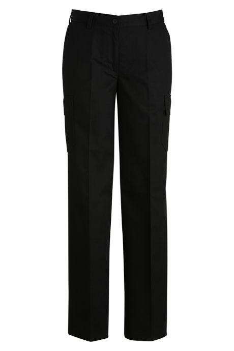 Edwards Garment Women's Regular Utility Chino Cargo Pants