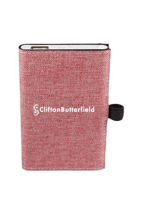 Strand Custom Logo Executive Slim Power Bank USB Device Charger
