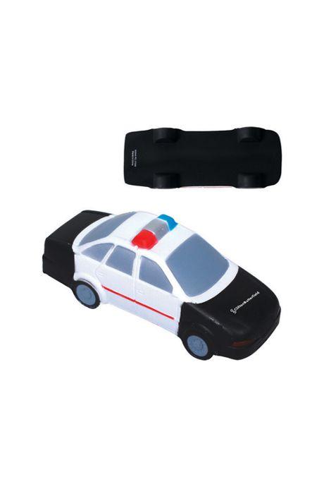 Police Car Custom Logo Stress Reliever