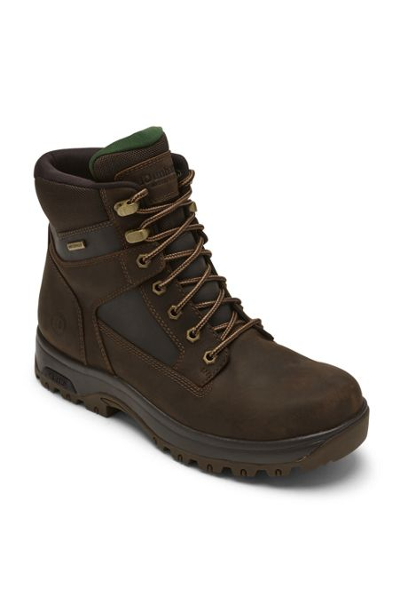 Stop Sale Dunham 8000 Works 6 Inch Plain Toe Safety Boot