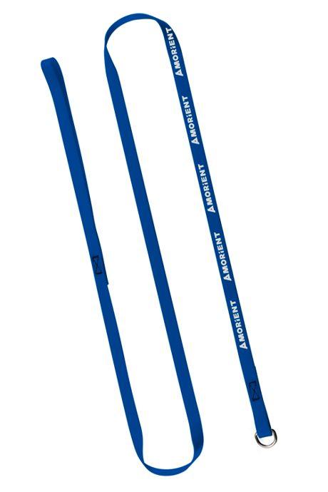 1/2 inch Nylon Custom Logo Cat and Dog Slip Lead Leash