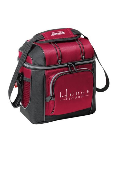 Coleman Custom Logo 16 Can Cooler Bag with Removeable Liner